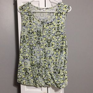 Cabi sleeveless top